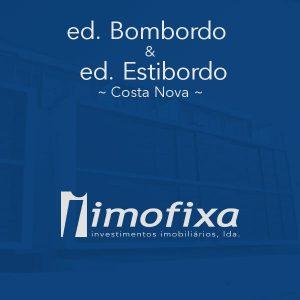 Edifício Bombordo e edifício Estibordo - Costa Nova